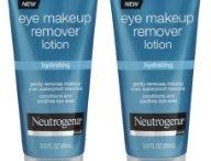 Makeup Removers / http://www.nosacosmetics.com/eye-makeup-remover.html