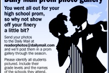 Prom photo gallery / Every spring we ask readers to submit photos of area high school students dressed in their best for prom. We use these photos in a gallery on our website, and select images run in the paper, space permitting. / by Charleston Gazette-Mail
