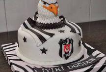 Beşiktaş pasta resimleri
