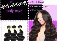 Shop Our Malaysian Hair Bundles
