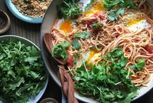 All Things Eggs / Our favorite recipes -- and creative culinary uses -- for eggs.