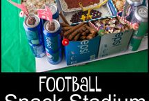 Football snacks for the Hubs