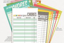 do your chores