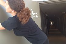Who's there? Peep the staff @8piuhotel / Get to know us better