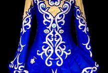 Erika's dress