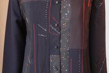 комбинированое шитьё