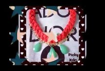 Video Collections / Videos from Picky Kiki handmade collections :)