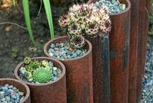 Garden inspirational projects