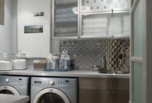 Kitchen and Laundry Room / by Luciana Soneira