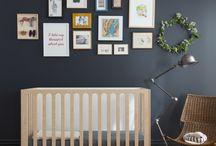 New baby nursery