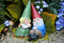 Judge Me if You Must, But I Heart Gnomes / by Jennifer Schumaker