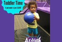 Toddler Time / Every Monday- Friday  10am-1pm