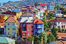 Colorful Latin America!