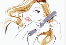 Hair / by Annette Virgil