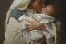 Momma Mary / by Kathryn Kennelly