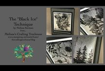 black ice techniques