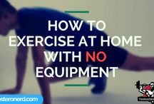 << Workouts and Exercises for Everyone >> / Here you will find great workout programs, awesome bodyweight exercises and specific movements that target fat loss, muscle gain etc.