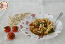 Primi Piatti - Pasta & Riso / Ricette di Primi Piatti con pasta e riso