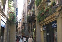 Barcelone et alentours