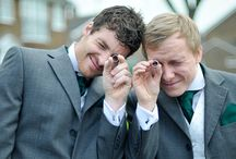 The boys / It's not all about the Bride you know! Some of the boys that we have photographed at clients weddings