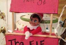 Elf OFF the shelf / by Christina Sterling