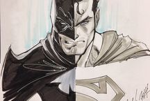 Comics ART & Sketches