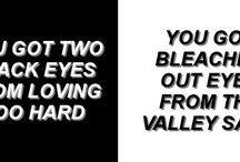 lyrics/quotes