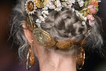 Hair with Accessories / Beautifull Hair