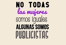 Publicistas / by Ángela Molina