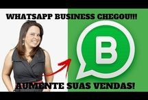 Whatsapp Business / Técnicas de vendas pelo Whatsapp. Whatsapp Business Social media, Whatsapp Business Card, Whatsapp Business Shops, Whatsapp Business Mary Kay, Whatsapp Business Hinode,