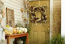 Scary Scary Halloween and Fall Decor / by Kellie Yeates