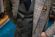 Men's style winter
