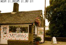 MY Gallery & Studio / www.facebook.com/MytholmroydGallery