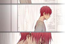 ♥ Akashi Seijūrō