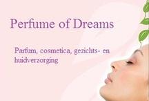 Perfume of Dreams / Draag de geur niet de verpakking. Heerlijke parfums voor een eerlijke prijs. Professionele make-up en verzorging voor gezicht en lichaam.
