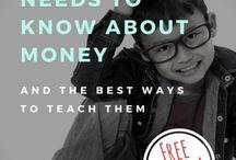 Raising Money Smart Kids / How to teach kids about money | Allowance basics | Money lessons & games for kids