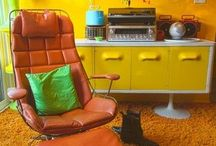 70's room inspirations