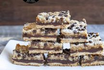 Paleo cookies and bars