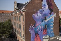 STREET ART / by Bruno Rovarotto