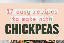 Chickpeas Recipe