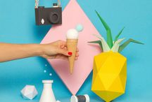 artistic direction / Branding, Product Shoots, and other cool gizmos