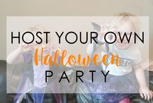 Halloween Party Ideas / Ideas and Inspiration for Halloween Parties