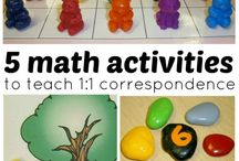 Math Activites / by Kelly Papa Beimel
