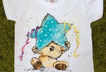 t-shirt painting