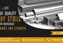 High Quality Alloy Steels