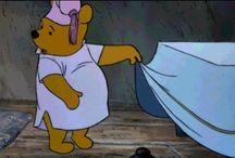 Pooh beer (gif)