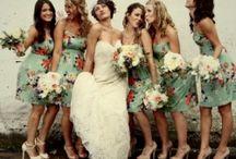 Bridesmaids! / Cute things for Bridesmaids