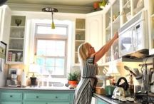 Kitchen / Kitchen Inspiration / by Ashley Willard