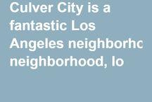 Culver City a Los Angeles neighborhood