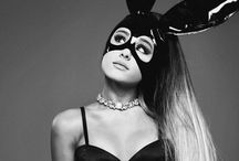 Ariana Grande / Hair, style, makeup all